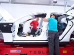 Tesla's Fremont factory pauses to retool for Model X and Model S lines