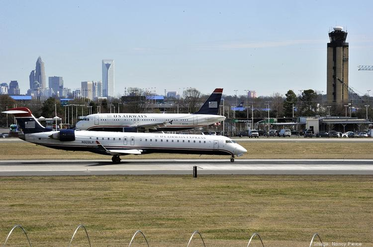 Airline analyst Mike Boyd told the Charlotte Business Journal that the federal antitrust lawsuit seeking to block the US Airways-American Airlines merger is bad news for CLT, as it could threaten the hub status of the local airport.