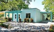 Prima Casa, at 3660 William Ave. in Coconut Grove, is the first hurricane-fortified home.