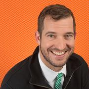 Jim Benton, 38, is the director of product management for STX.