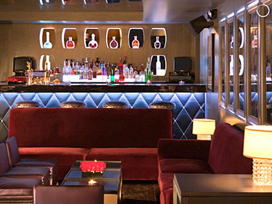 H3 Hospitality redesigned the underground B Bar at South Beach's Betsy Hotel.