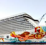 Norwegian Cruise Line shares rise on first-quarter profit gain