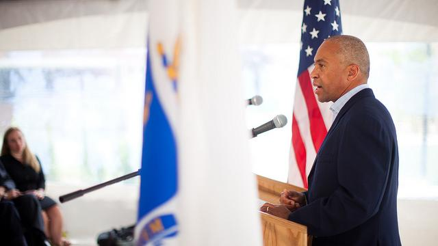 Deval Patrick is leading another trade mission, this one to Panama and Mexico City.