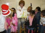 CenterPoint Energy's MS Read Across America event last year.
