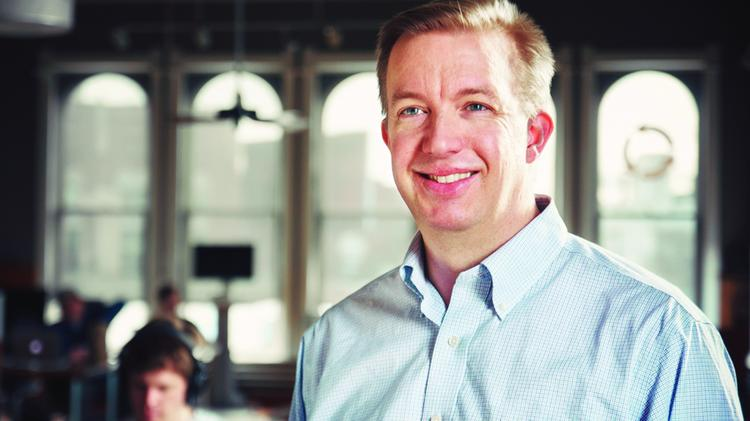 Alex Hawkinson's SmartThings has raised more than $16 million.
