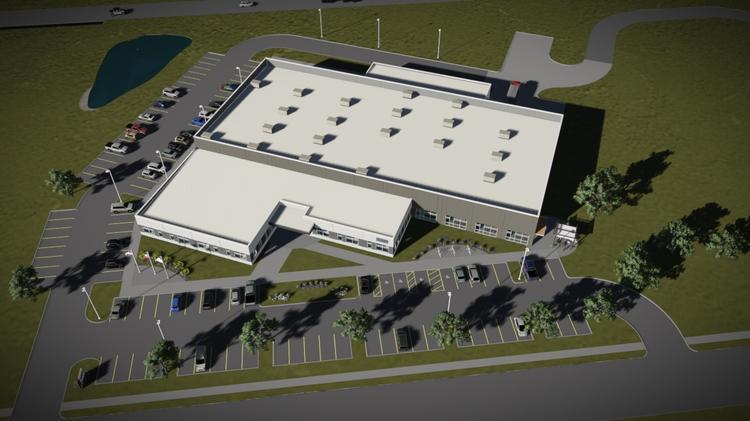 Mensor Corporation, a pressure and temperature calibration device manufacturer, has broken ground on a new 45,000 square-foot building that may replace its existing headquarters. The $7.5 million investment is expected to create 40 jobs through the next 10 years.