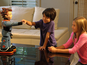 Milo is Robokind's latest robot, developed to help children with autism therapy.