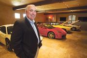 Gary Fish owns some classic and special automobiles: 458 Ferrari, 458 Ferrari Spyder, 1971 Barracuda and 1969 Camaro SS.