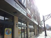 Another exterior view of the restaurant in the Short North.