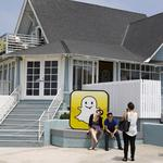 Snapchat launches ad agency for vertical video