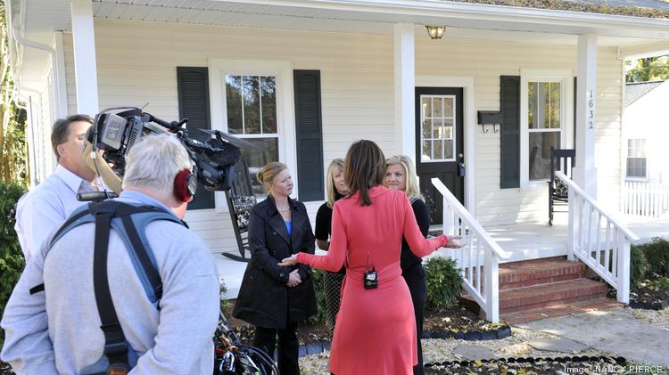 A story on ABC Nightline in November spotlighted the return of home flipping in Charlotte.