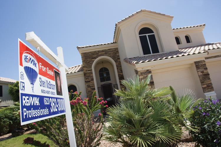 More homes are going on the market in Phoenix.