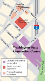 Washington State Convention Center eyes Honda site for expansion