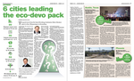 Cover Story: 6 cities leading the eco-devo pack