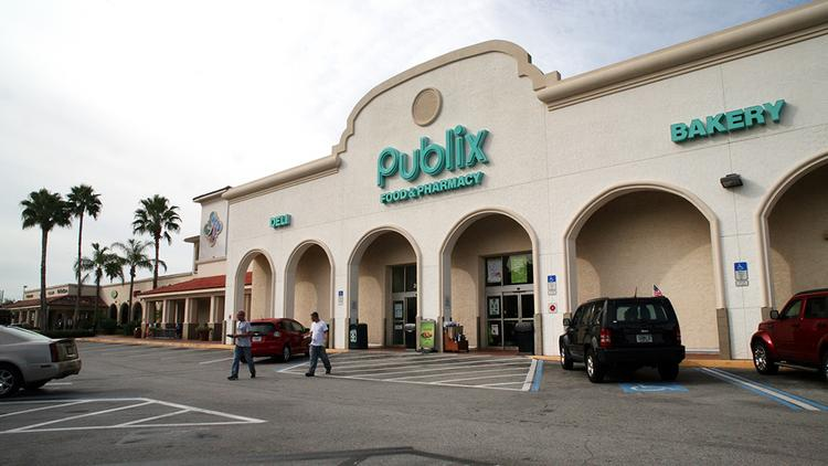 Publix on Clearwater Beach