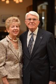 Milton and Laurie Boniuk donated $28.5 million to Rice University to establish the Boniuk Institute for the Study and Advancement of Religious Tolerance.