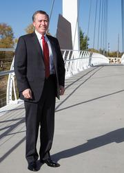 John O'Leary, Airbus Americas Engineering. Airbus Corporate Foundation — 2013 Outstanding Foundation.