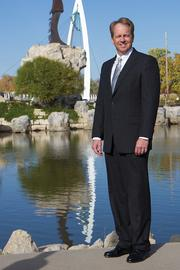 Richard Dinkel, controller, chief accounting officer, Koch Industries. Koch Industries — 2013 Outstanding Corporation.