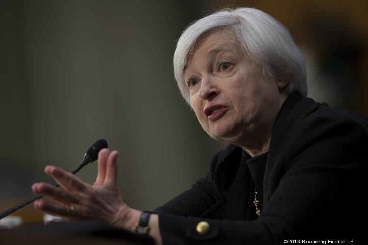 Janet Yellen, vice chairman of the U.S. Federal Reserve, has received the endorsement of Tennessee Senator Bob Corker.