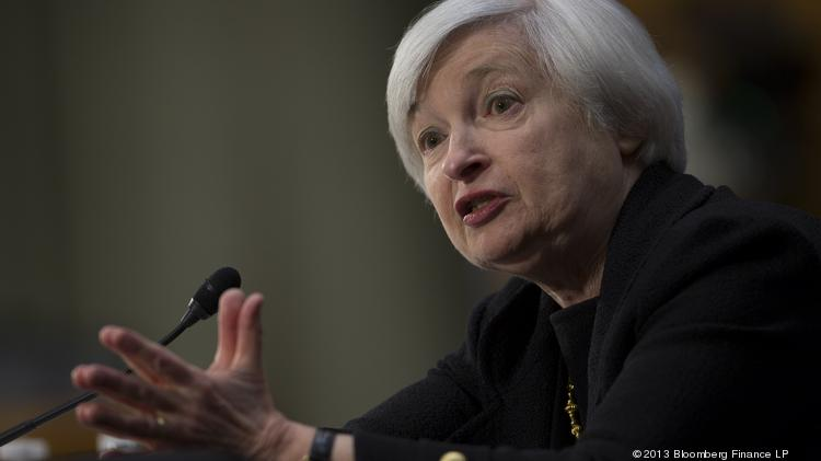 Janet Yellen, chair of the Federal Reserve, said May 1 that she understands that community banks feel burdened by regulations, and she wants to work to make oversight more nimble. Houston community bankers are skeptical.