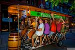 Milwaukee committee favors allowing alcohol on Pedal Tavern