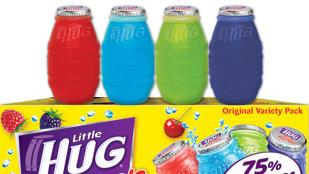 Little Hugs are made by American Beverage Corp., which is based in Verona, Pa.
