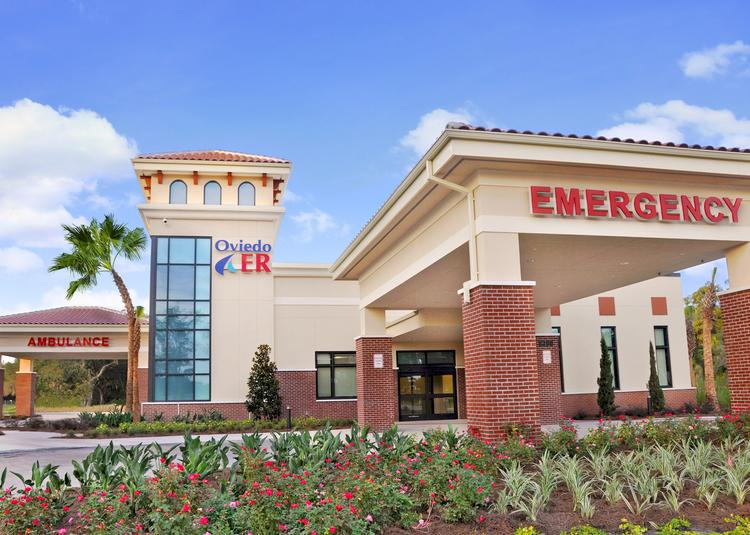 Central Florida Regional Hospital Inc. unveiled the 11,000-square-foot Oviedo ER Nov. 15.
