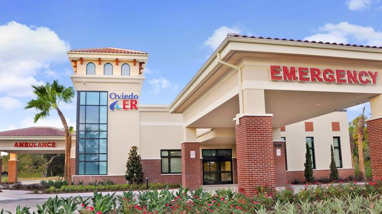 Central Florida Regional Hospital Inc. unveiled the 11,000-square-foot Oviedo ER in November. The site will now be home to an 80-bed hospital — and more.