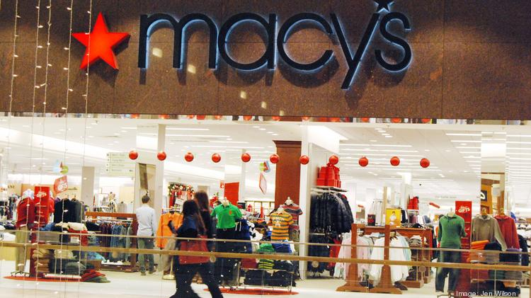 Macy's Inc. (NYSE:M) says it's closing five stores but has another eight planned or in construction.