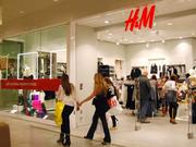 Swedish fashion retailer H&M, or Hennes & Mauritz, opened its first Charlotte-area store in Northlake Mall in November.