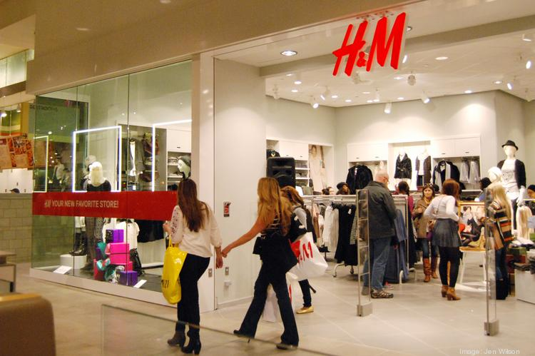 H&M's first Charlotte store opened Thursday to hundreds of excited shoppers. Here's a look inside.