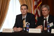 Panelists at the Philadelphia Business Journal's Health Care Reform Breakfast held at the Union League on Nov. 14.