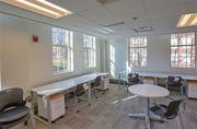 Student organization suites will house Associated Student Government and the Miami University Student Foundation (MUSF).