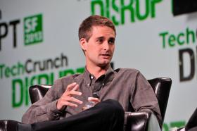 Snapchat's Evan Spiegel doesn't often speak to the media, but he did take to the stage of TechCruch Disrupt SF 2013 to talk about his company.