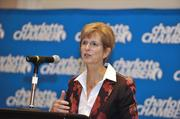 The Charlotte Chamber's 2013 Energy Summit drew about 250 attendees to Ballantyne and featured Christine Todd Whitman, co-chair, The Clean and Safe Energy Coalition.