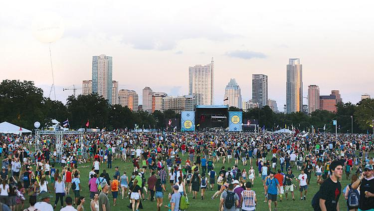 Austin City Limits Festival takes place Oct. 3-5 and 10-12 at Zilker Park.