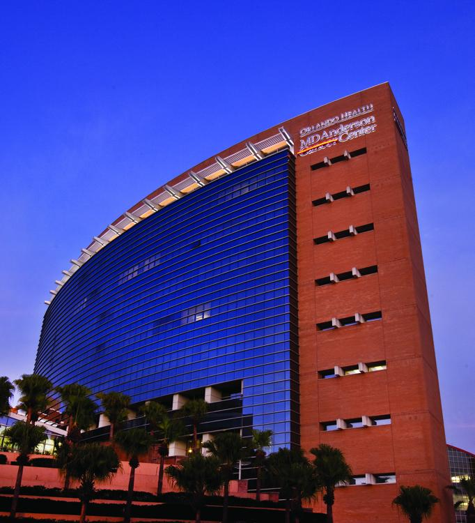 MD Anderson Cancer Center Orlando