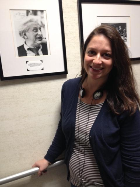 WFMT-FM Development Manager Angela Golden was instrumental in handling planning for — and execution of — the radio station's on-air pledge drive that is just ending.