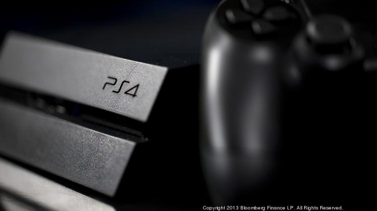 The PlayStation 4 has helped Sony retake the game console crown.