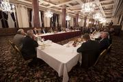 This was the first veteran's roundtable held by The Business Journal.
