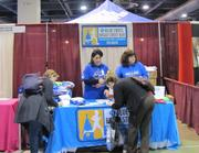 Other races, including the Blue Cross Broad Street Run, use the expo as an opportunity to promote their own events.