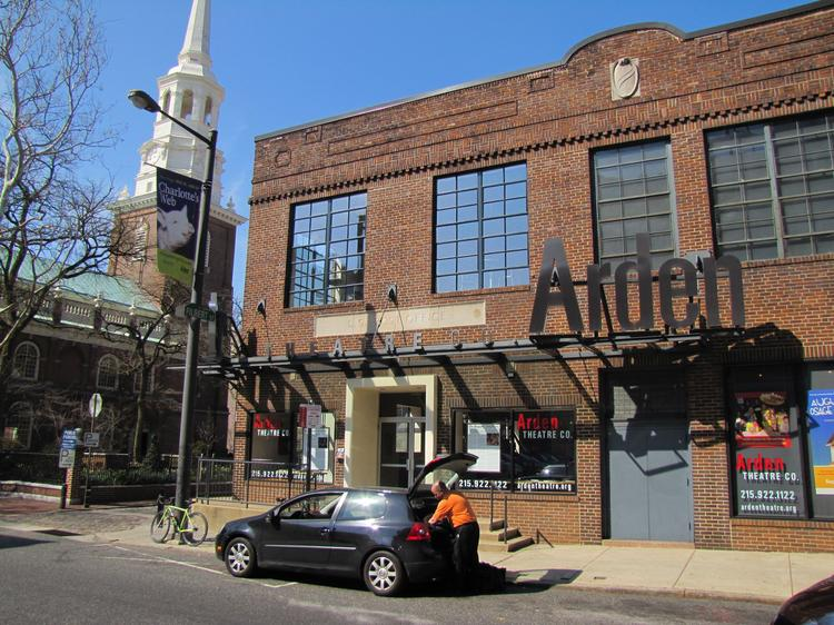 The Arden Theatre Co. in Old City.