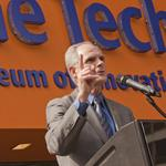 Outgoing San Jose Mayor Chuck Reed on business wins, wishes