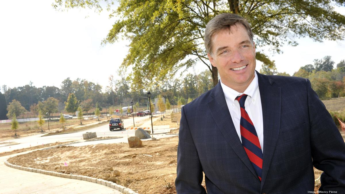Hotel, retail, townhomes up next for City Park - Charlotte Business Journal