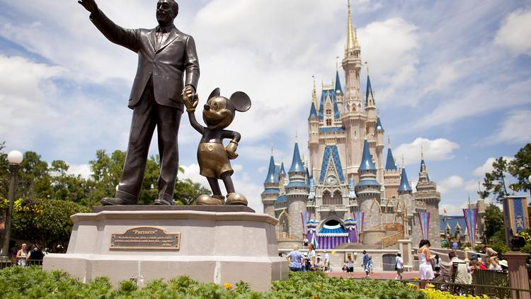 Contract negotiations between Disney and some part-time workers is expected to begin this week.