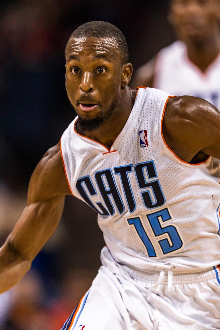 Charlotte Bobcats guard Kemba Walker runs the fast break. The Miami Heat defeated the Bobcats 97-81 in a Nov. 16 game at Time Warner Cable Arena. Next season, the Bobcats will change their name to Hornets.