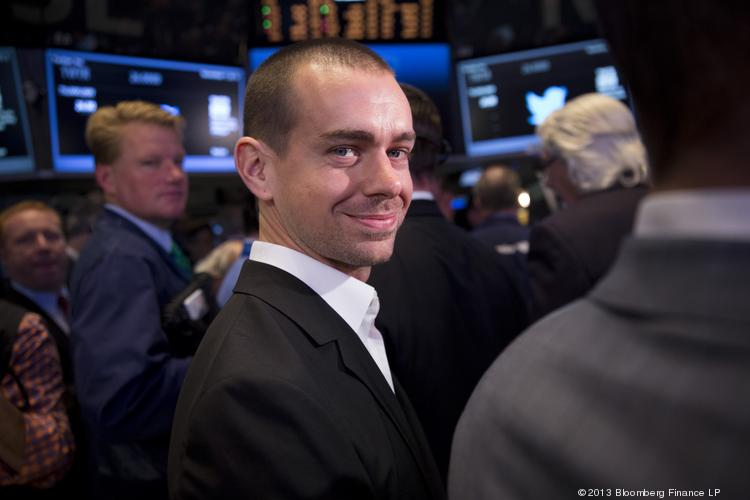 Jack Dorsey, CEO of San Francisco payments company Square, isn't likely to retrace his steps anytime soon on the New York Stock Exchange floor, where he took Twiitter public last year. Square reportedly postponed its plans to go public this year.
