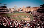 Oriole Park at Camden Yards, Baltimore, Md. Home of the Baltimore Orioles • Rank: 2 • Opened: 2000 • Capacity: 41,503