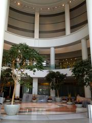 The Capella Tower lobby in November 2012.