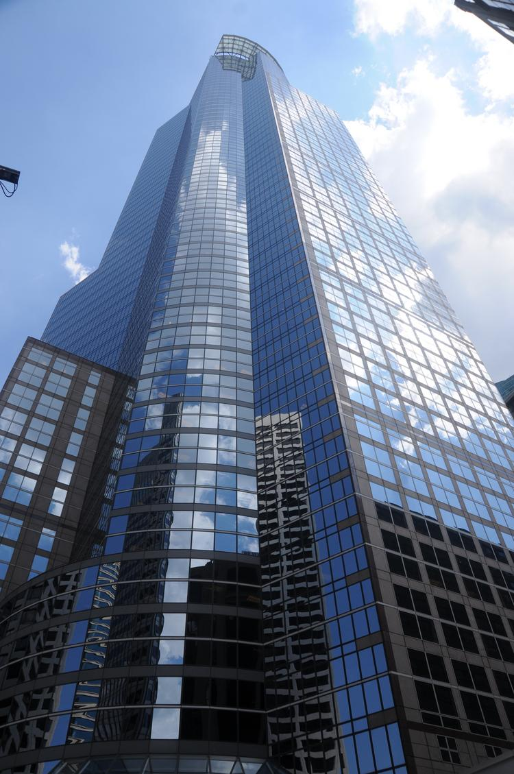 The Star Tribune is nearing a deal to move to the Capella Tower at 225 South Sixth St.